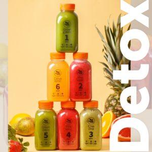 Detox GROW FOOD